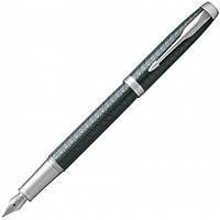 Ручка Parker Перьевая IM 17 Premium Pale Green CT FP F (24 211) (3501179316406), фото 1