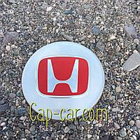 3D наклейка для дисков Honda. 65мм ( Хонда )