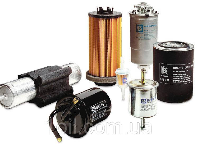 Фильтр топливный  KNECHT KX181  (DAF 75)