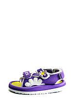 Сандалии детские Bitis BGS-15942 фиолетовые (25)