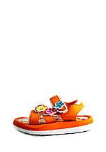 Сандалии детские Bitis BGS-15941 оранжевые (22)