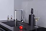 Смеситель для кухни Imprese VALTICE хром, 35мм, фото 3
