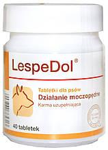 LespeDol (ЛеспеДол). Підтримка правильного функціонування сечовивідних шляхів,  40 табл.