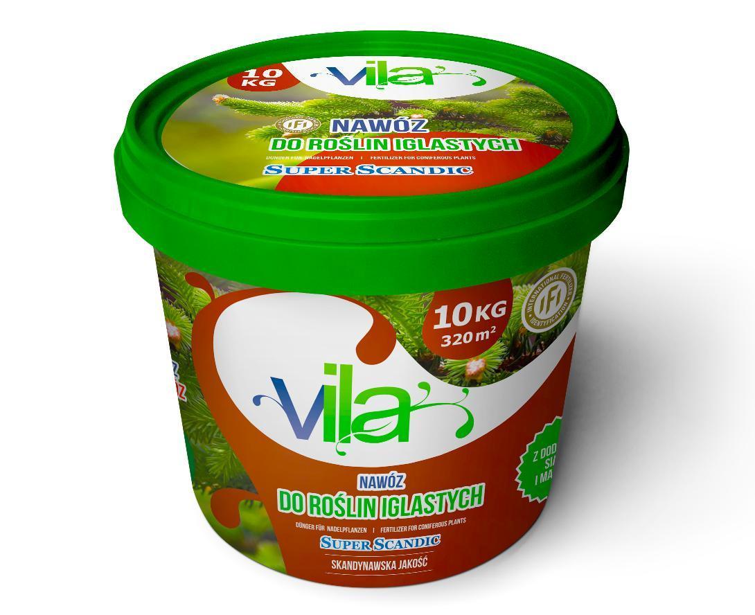 Удобрение минеральное Yara Vila для хвои 10кг