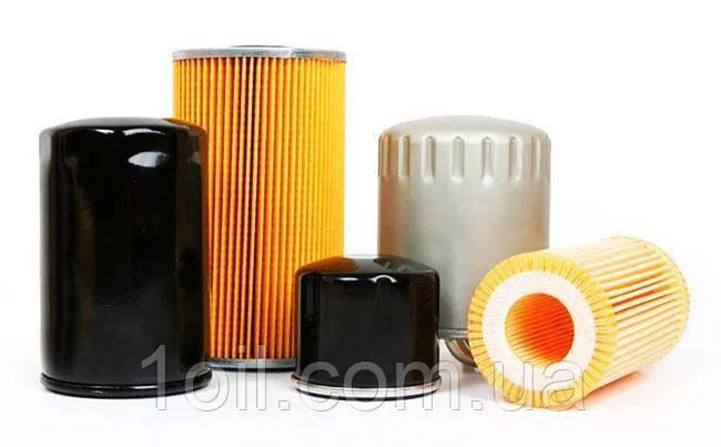 Фильтр масляный HENGST E15H D59  (аналог OX156D)
