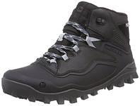 Мужские зимние ботинки Merrell FRAXION SHELL 6 WATERPROOF(J32519)