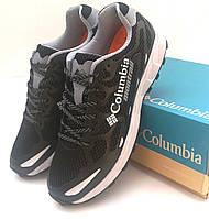 Мужские кроссовки Columbia Montrail, черные с серыми