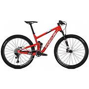 "Велосипед двухподвес Focus O1E Pro 12G 29"" 45/M Red/White р.M (FCS 628013031)"