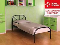 Кровать Релакс 90*200см (Relax) металлическая, фото 1