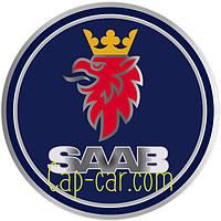 3D Наклейки для дисків Saab 65мм ( Сааб )