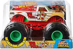 Машинка Hot Wheels Monster Truck Pizza Co.