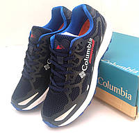 Кроссовки мужские Columbia Montrail, синие