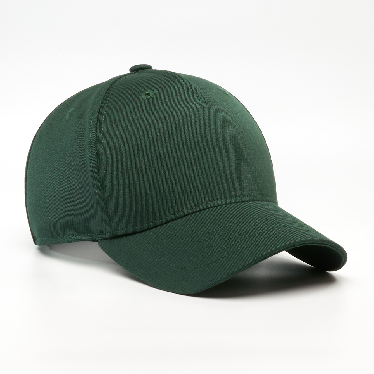 Детская кепка без логотипа INAL 5 панелей XS / 51-52 RU Зеленый 225151