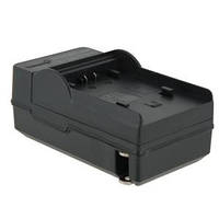 Зарядное устройство DE-A98 (DE-A99) - аналог для камер Panasonic (аккумуляторы DMW-BLE9, DMW-BLG10, DMW-BLH7)