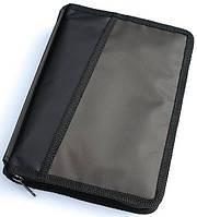 Чехол 072 черно-оливковый для книги 165х235х35 мм., фото 1