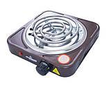 Плита электрическая одноконфорочная Crownberg - CB-3741 (узкий тэн), фото 4
