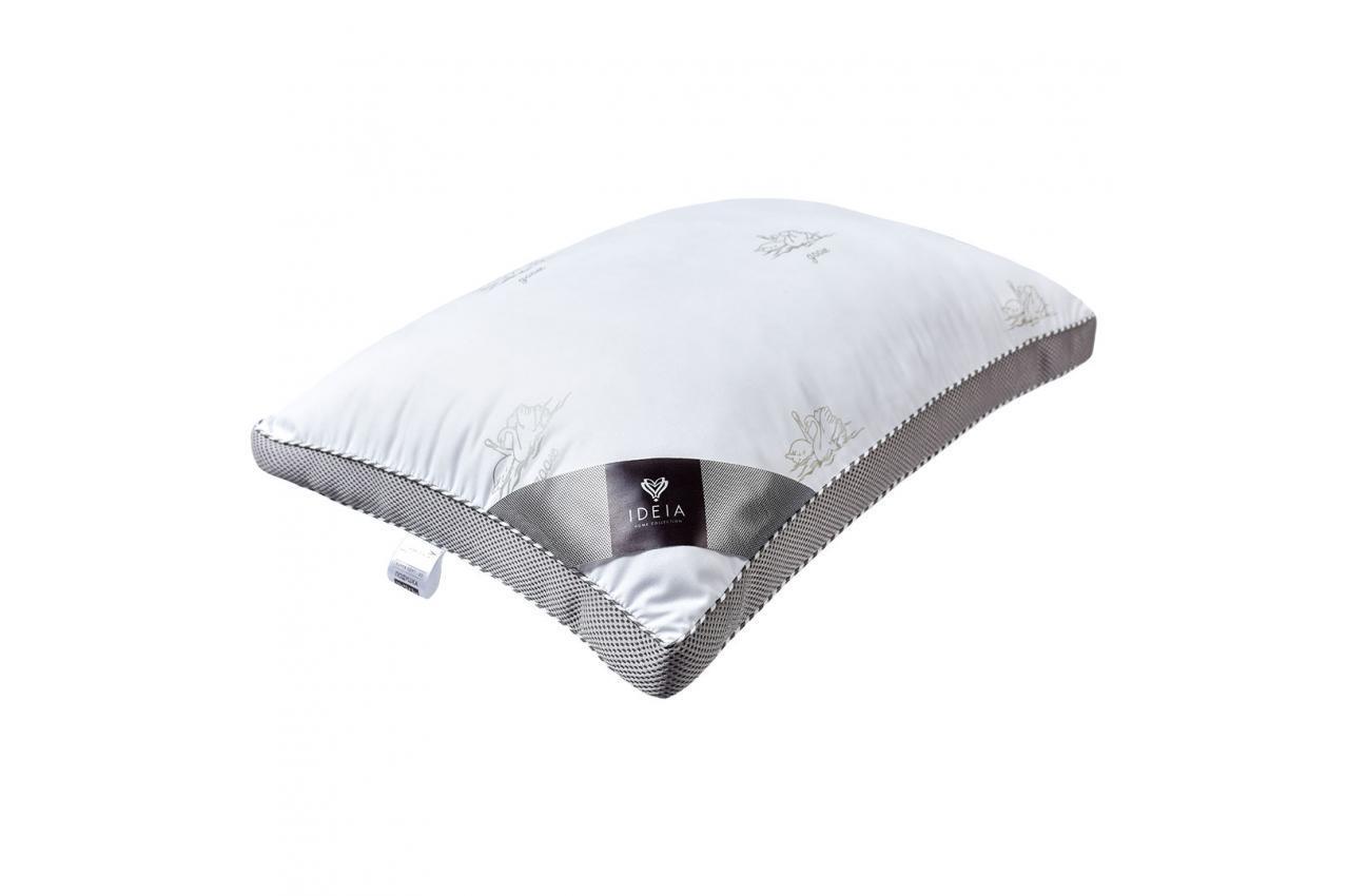 Подушка однокамерна 46x66x4 м'яка Smart Classica Soft IDEIA