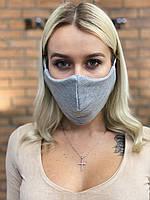 Маски универсальная многоразовая защита от вирусов Моска опт маска онлайн однотонная