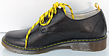 Туфли черные кожаные женские от производителя модель КЛ2150, фото 2