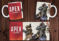 """Чашка """"Apex Legends"""" №3"""