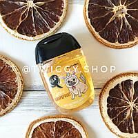 Санитайзер для рук PocketBac Fresh As Grapefruit WashYourBody