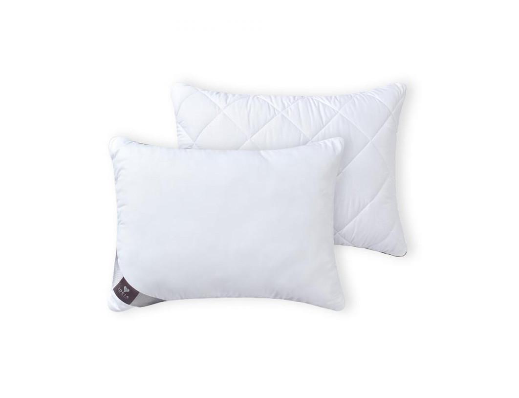 Подушка двухкамерная 50x70 мягкая/средней жесткости Smart Classica Soft 2D IDEIA