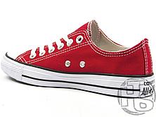 Чоловічі кеди Converse Chuck Taylor All Star Ox Red M9696, фото 3