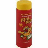 Шампунь Кря-Кря для нормальных волос специальный с экстрактом Ромашки Ален Мак 170мл
