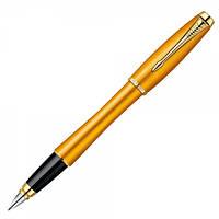 Ручка Parker Перьевая URBAN Premium Mandarin Yellow GT FP F (21 212Y) (3501178925401), фото 1