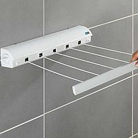 Автоматическая вытяжная настенная сушилка для белья, Автоматическая бельевая веревка