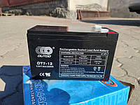 Мото аккумулятор Outdo 12V 7Ah/20HR ( OT7-12 )
