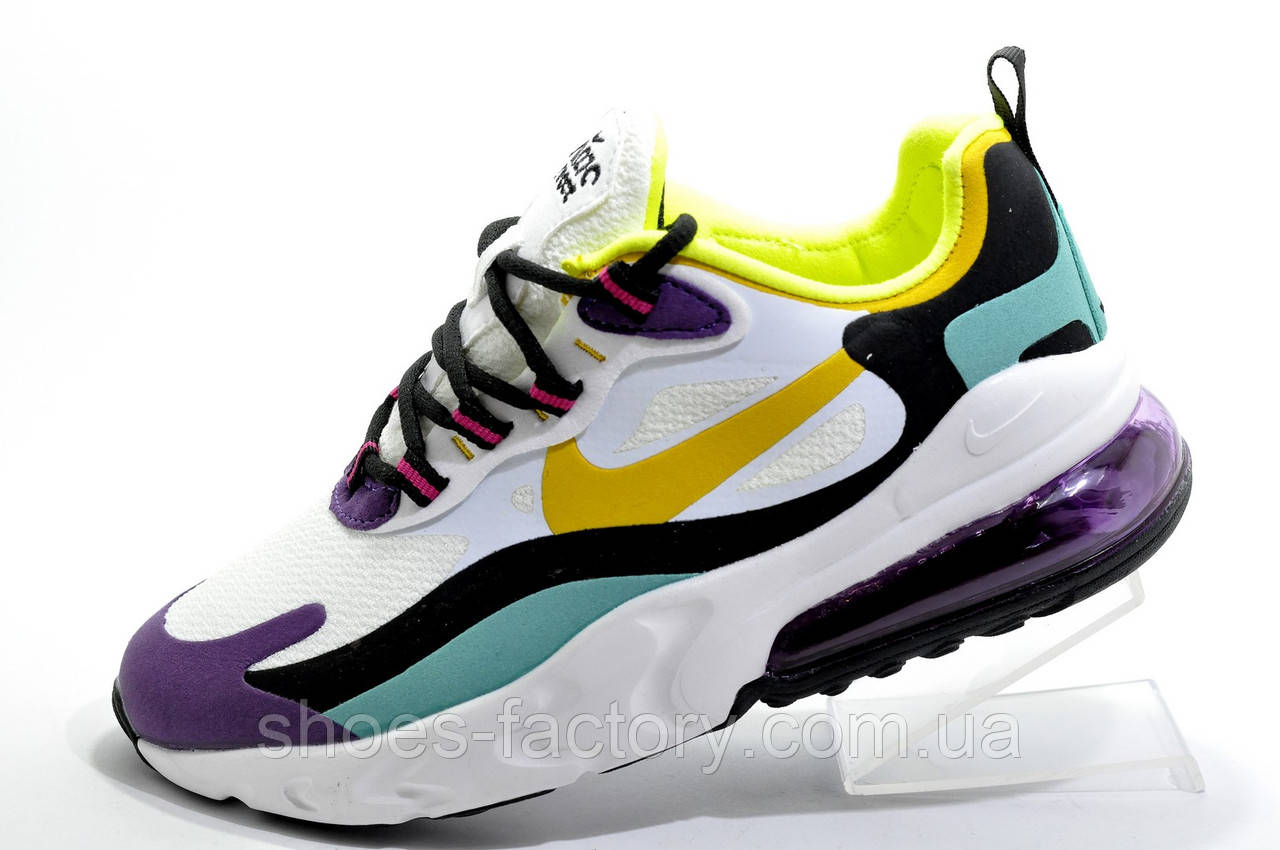 Женские кроссовки в стиле Nike Air Max React