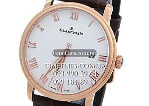 "Blancpain №2 ""Villeret Ultra-Slim Date"" , фото 2"