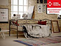 Кровать-диван Верона Люкс 140*200см (Verona Lux) металлическая
