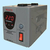 Стабилизатор напряжения релейный Ресанта АСН-1000/1-Ц (1 кВт)