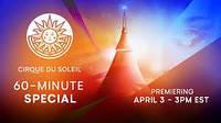 Цирк дю Солей | 60-минутное выступление | 3 апреля