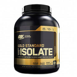 Optimum Nutrition 100% Isolate 1360 грам