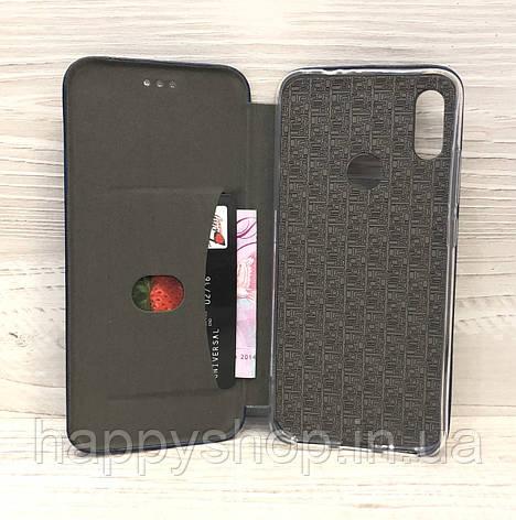 Чехол-книжка G-Case для Xiaomi Redmi 6 Pro (Черный), фото 2