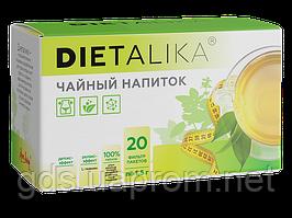 """Чайный напиток для похудения """"Диеталика"""", 20 пакетиков по 1,5 г"""