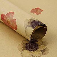Бумага для упаковки цветов и подарков 110515 (60*60 см, упаковка 20 листов)