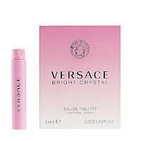 Пробник аромата Versace Bright Crystal 1 ml