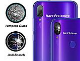 Защитное стекло для камеры Xiaomi Redmi Note 7 / Note 7 Pro /, фото 7