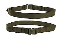 Ремень армейский ARMY BELT QUICK RELEASE Olive 5/150см MIL-TEC 13315501