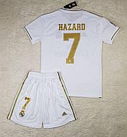 Реал Мадрид Азар 19/20 домашняя, фото 1