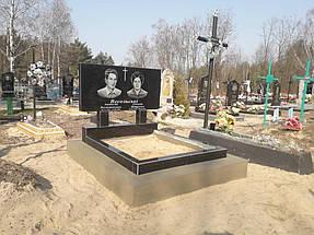 Памятник для двоих.(Образец 1) 2