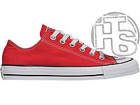 Женские кеды Converse Chuck Taylor All Star Ox Red M9696