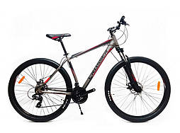 Алюминиевый горный велосипед Crosser Grim