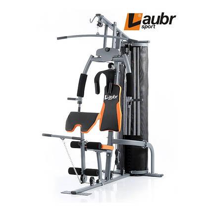 Многофункциональный силовой тренажер Laubr IRHG01JB gymTOWER II, фото 2
