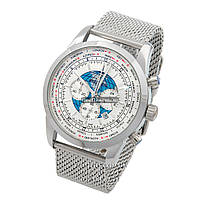 """Breitling №30 """"Transocean chronograph unitime"""" AAA copy"""