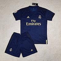 Гостевая форма футбольного клуба Реал Мадрид 19/20, фото 1